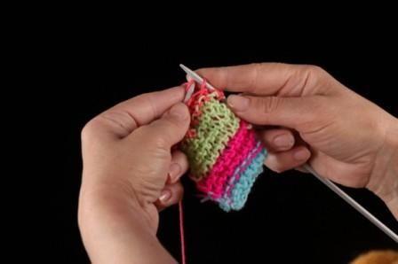 Вязание спицами. Расчет петель